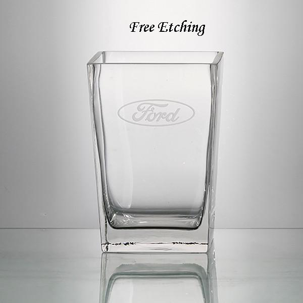 Lantana Crystal Vase Corporate Gift Ideas