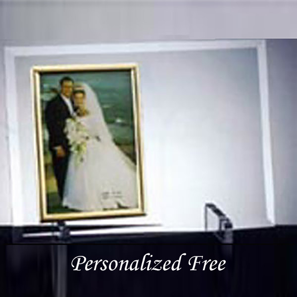 Parents Gift Photo Frame with acrylic stands Marriage Gifts