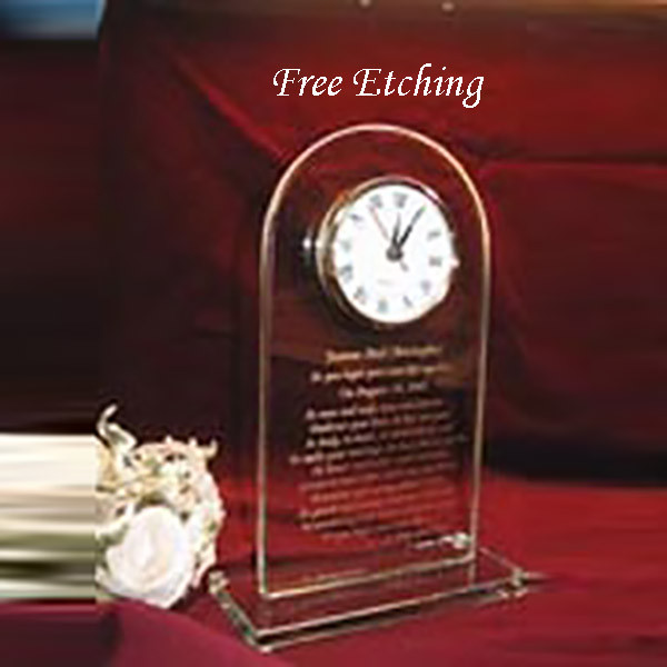 Anniversary Mantle Clock Christmas Gifts