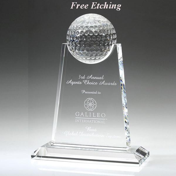 Paramount Golf Trophy Sport Awards