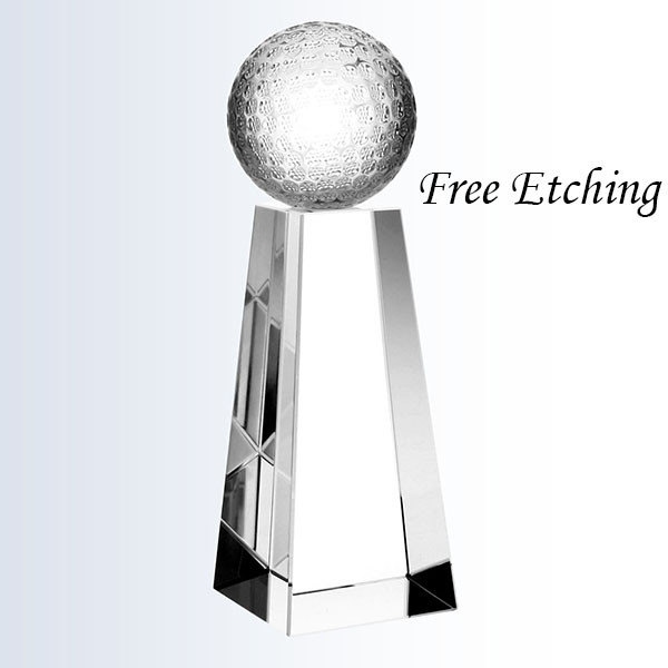 Championship Golf Trophy Great Championship Gift Idea!