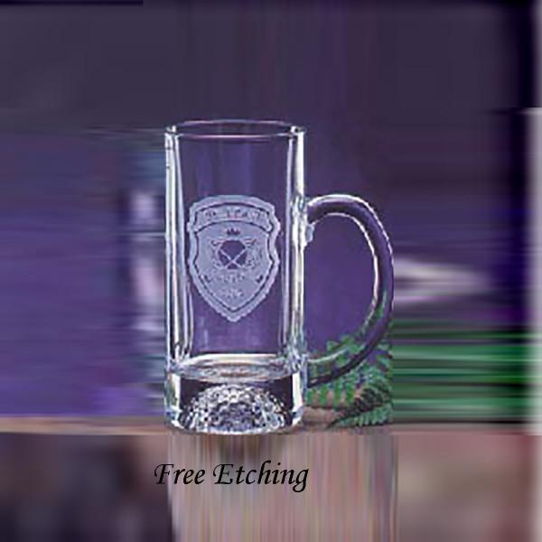 Golf Mug with Golf Ball bottom Great Golfer Gift!
