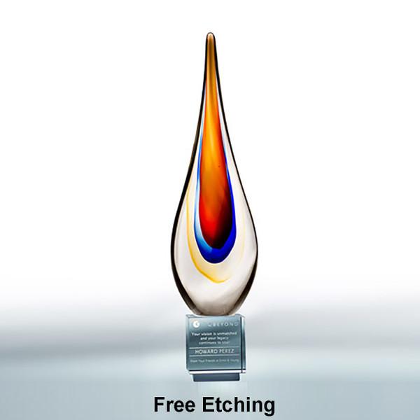Torchier Award Glass Art Gifts