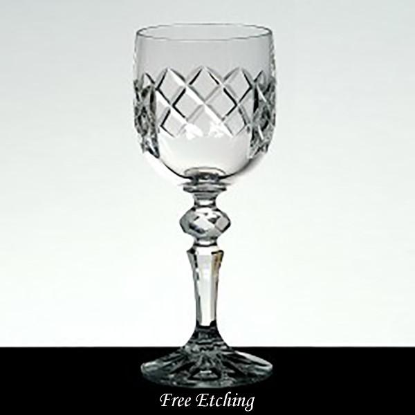 Moyola Large Wine Glasses Anniversary 10 Years