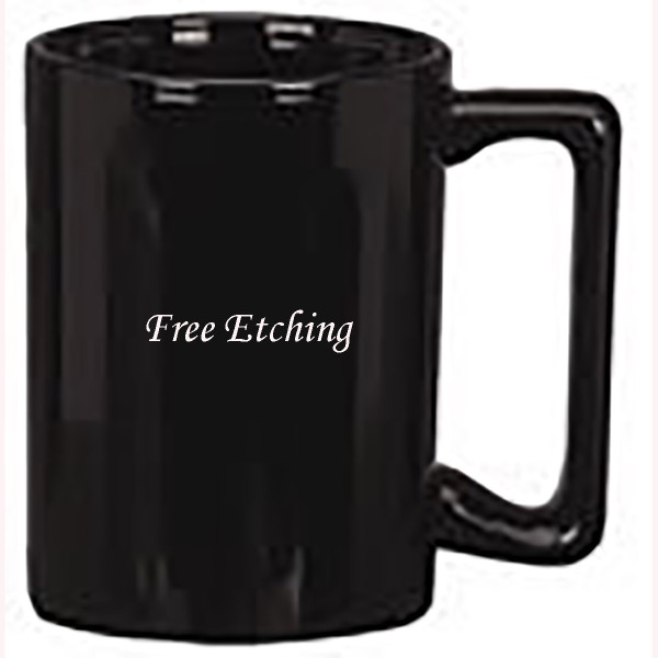 Black Ceramic Maui Mug Best Dad's gift
