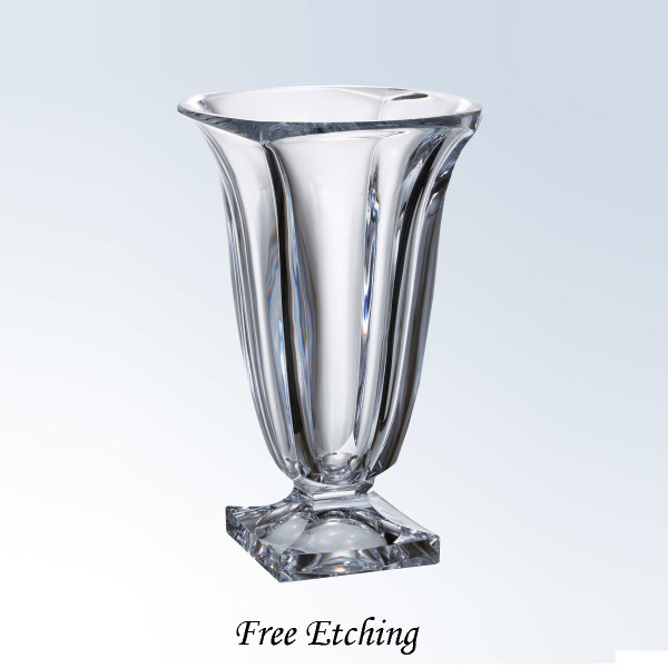 Magma European Crystal Vase Best Corporate Gifts