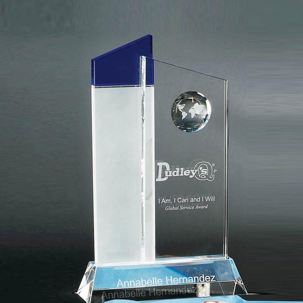 Crystal Bayona Crystal  Award   Staff Recognition Awards