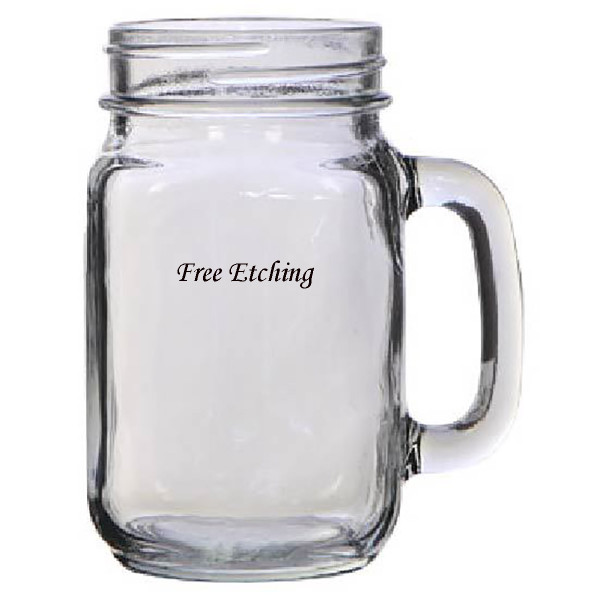 Pint Size Jar/Mug Corporate Gifts