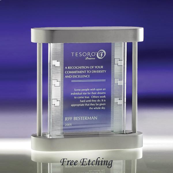 Plaque 3D Corporate Plaques