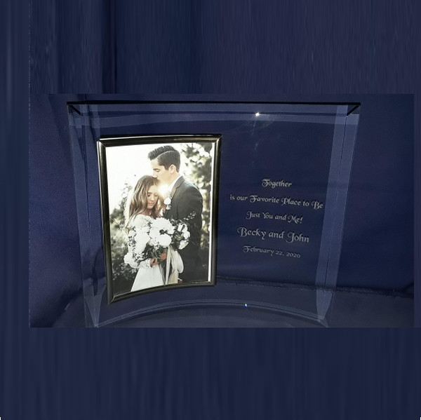 Personalized Wedding Gift for Couples Thank You Gift