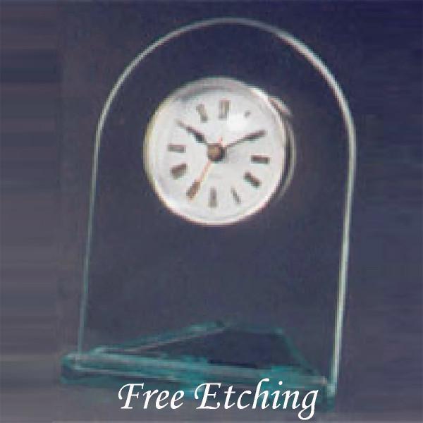 Arch Desktop Clock Company Gifts