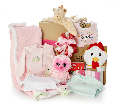 The Little Princess Gift Box - Platinum