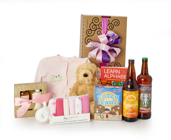 A Family Affair - New Baby Sister Gift Box