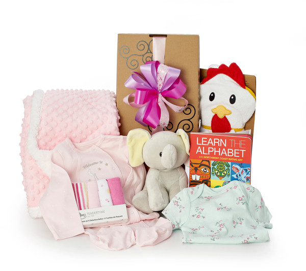 The Little Princess Gift Box - Silver