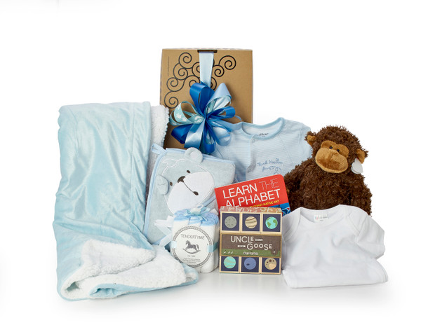 The Little Prince Gift Box - Gold