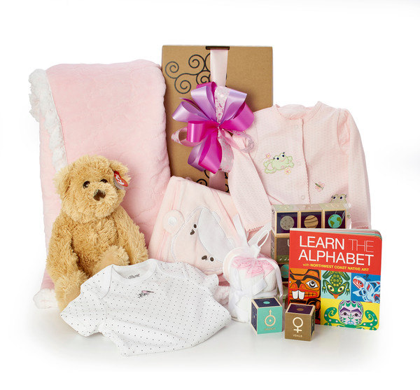 The Little Princess Gift Box - Gold