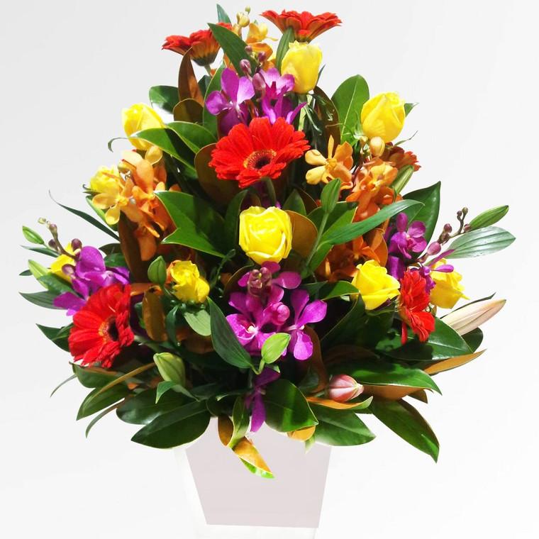 Fresh Flower Arrangement - Ambiance