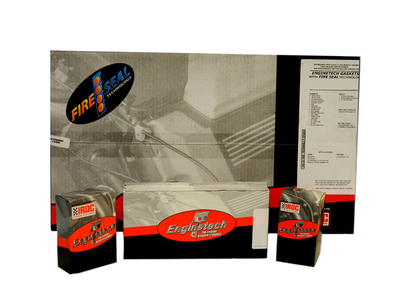 Chevy 350 5 7 Fits Small Block Engine Re-ring Remain Kit