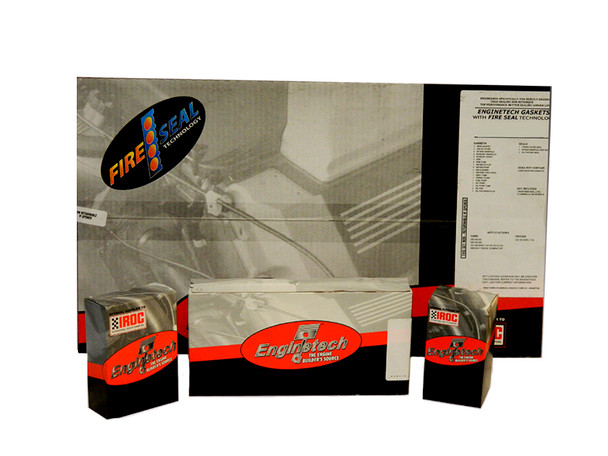 Chevy 350 5.7 Fits Small Block Engine Re-ring Remain Kit