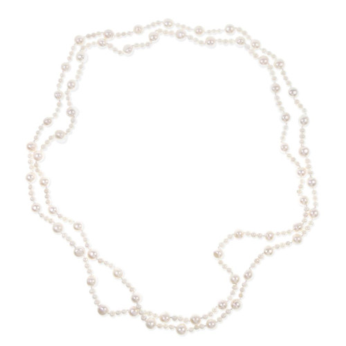 Eternal Pearl Necklace | Ivory