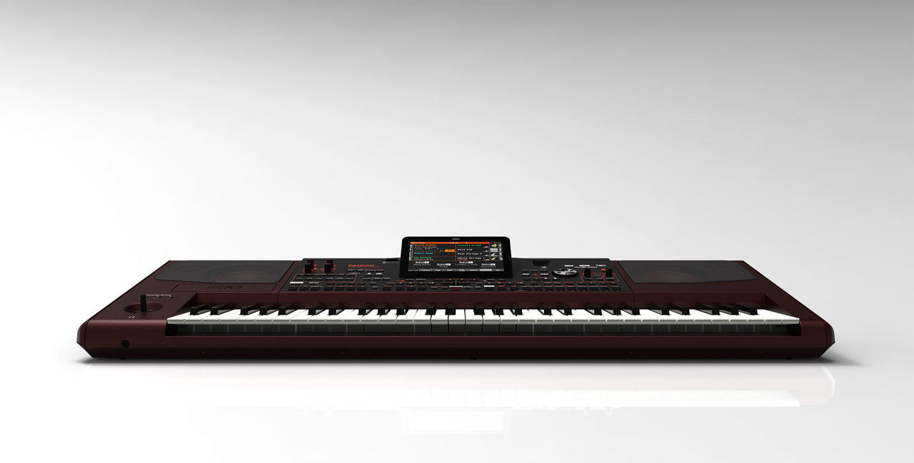 מדהים Korg Pa1000 Professional Keyboard Arranger AM-33