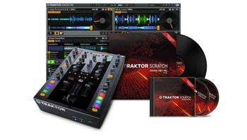 Native Instruments TRAKTOR KONTROL Z1 2-Channel DJ Controller