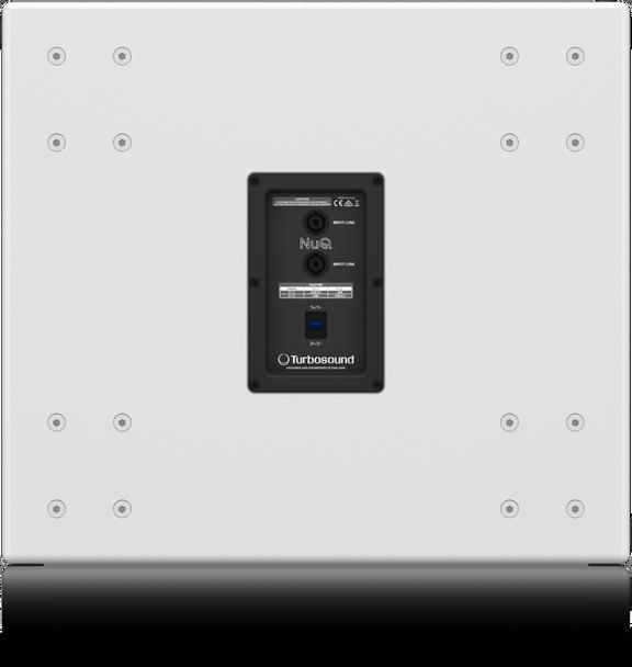 Turbosound NuQ115B-WH Passive Speaker