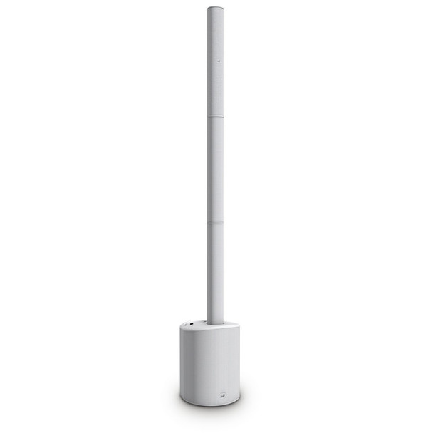 LD Systems MAUI 5 GO W Battery-Powered Column Array PA System (White)