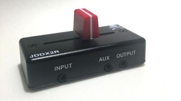 Jesse Dean Designs JDDX2R-OG Portable Skratch Fader