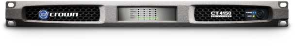 Crown CT4150 Four-Channel 125W Power Amplifier
