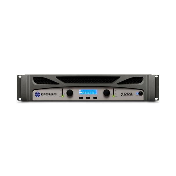Crown XTi4002 Two-channel 1200W Power Amplifier