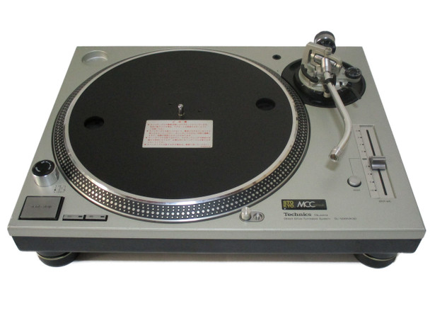 Technics MK3-SIL-C Factory Refurbished (C Condition) Silver
