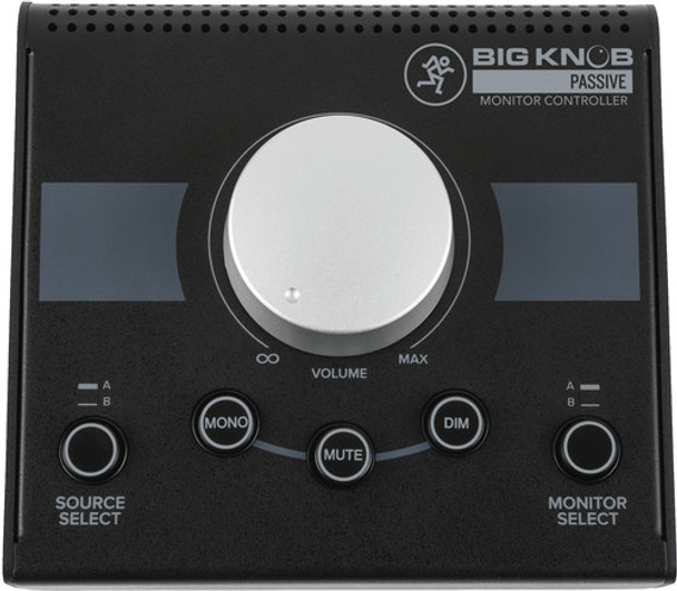 Mackie Big Knob Passive Passive 2x2 Studio Monitor Controller