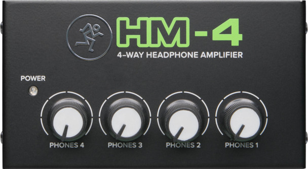 Mackie HM-4 Four-Way Headphone Amplifier