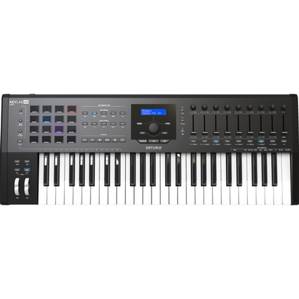 Arturia Arturia KeyLab MKII 49 Professional MIDI Controller and Software (Black)
