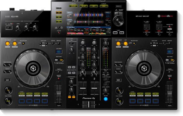 Pioneer DJ XDJ-RR All In One DJ System For rekordbox