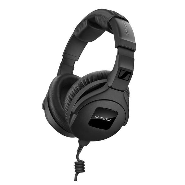 Sennheiser HD 300 PRO Over Ear Monitoring Headphones