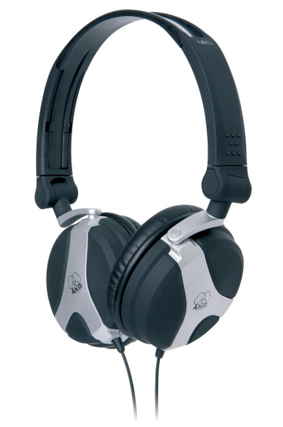 AKG K81 DJ Headphones Front View