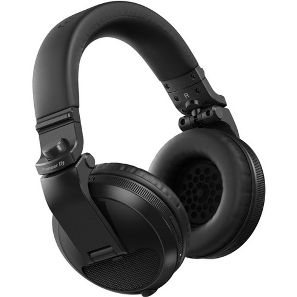 Pioneer DJ HDJ-X5BT-K DJ Headphones (Black) Bluetooth