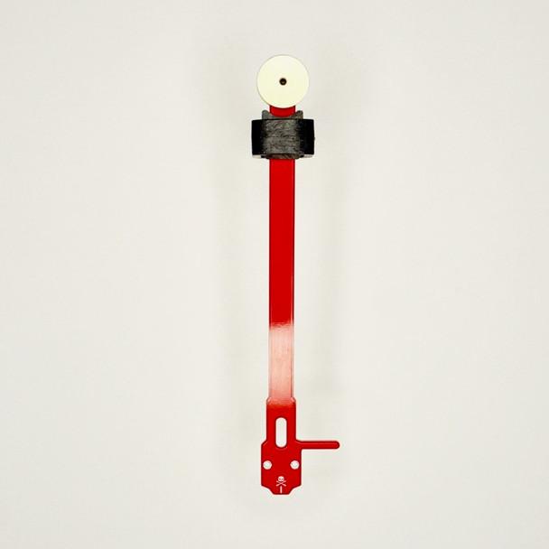 Jesse Dean Designs JDDPTA-PCB-R Tone Arm Kit ( Red )