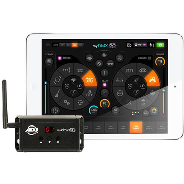 ADJ myDMX Go DMX Lighting Control System with Wi-Fi/USB Interface