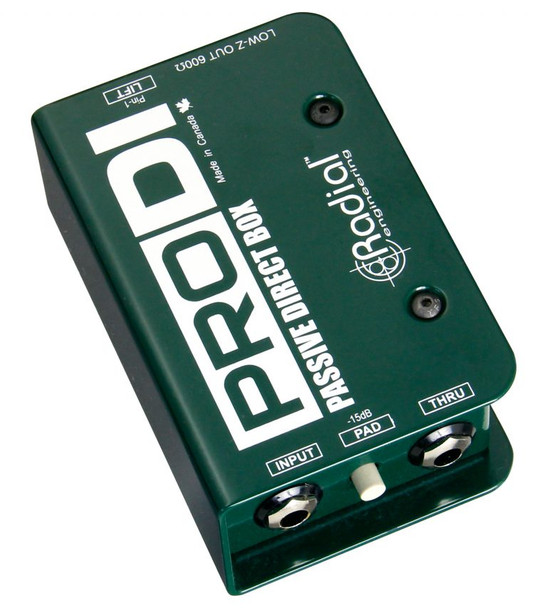 Radial Engineering Pro DIDirect Box