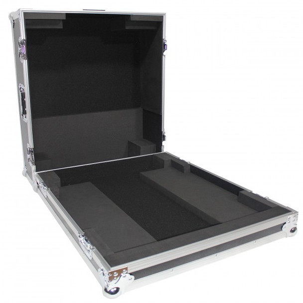 ProX Fits Allen & Heath SQ6 Digital Mixer Console Flight Case W/Wheels