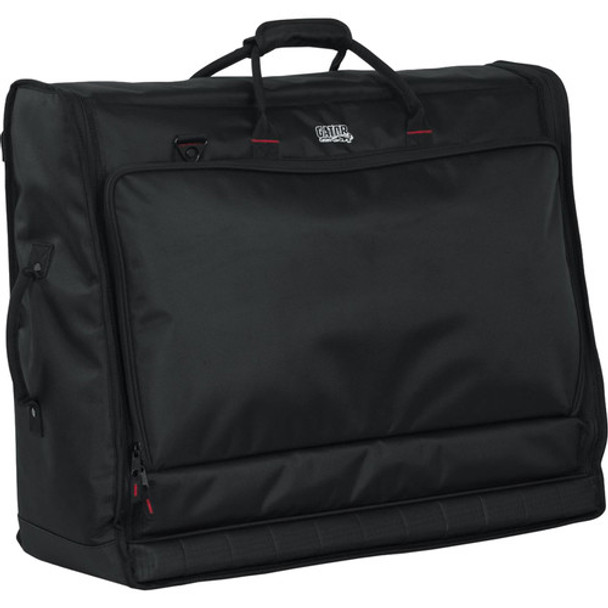 """Gator Cases G-MIXERBAG-2621 - Padded Carry Bag for Large Format Mixers (26 x 21 x 8.5"""")"""