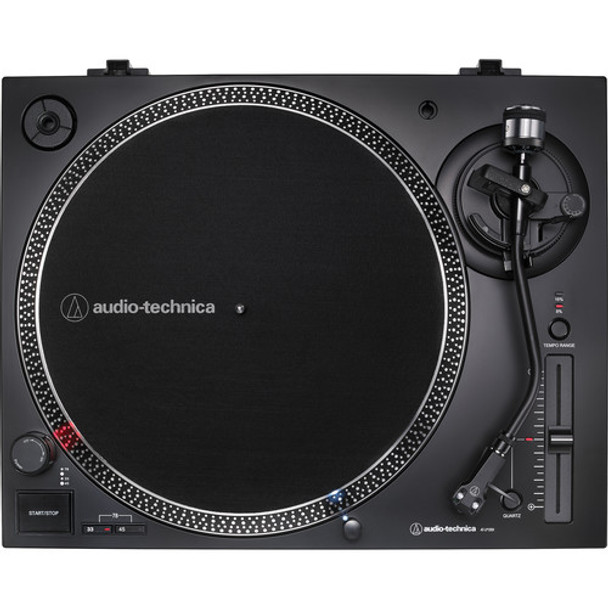 Audio-Technica AT-LP120XUSB Stereo Turntable (Black)