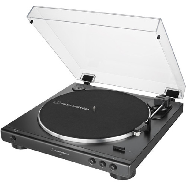 Audio-Technica AT-LP60X Stereo Turntable (Black)