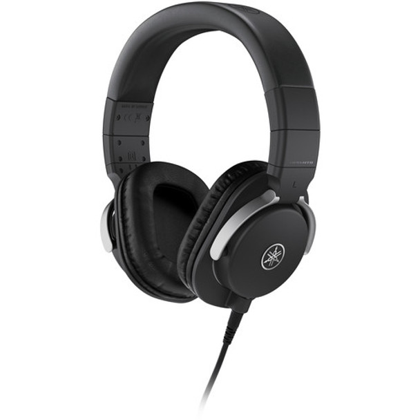 Yamaha HPH-MT8 Studio Monitor Headphones (Black)