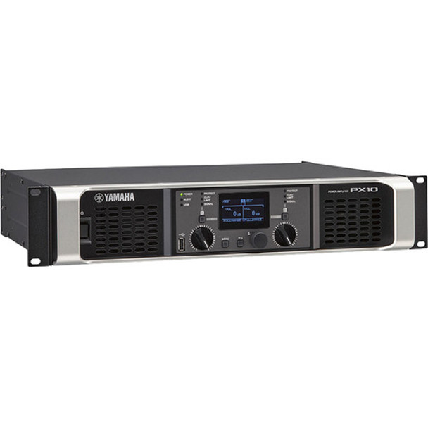 Yamaha PX10 Stereo Power Amplifier