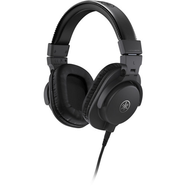 Yamaha HPH-MT5 Studio Monitor Headphones (Black)