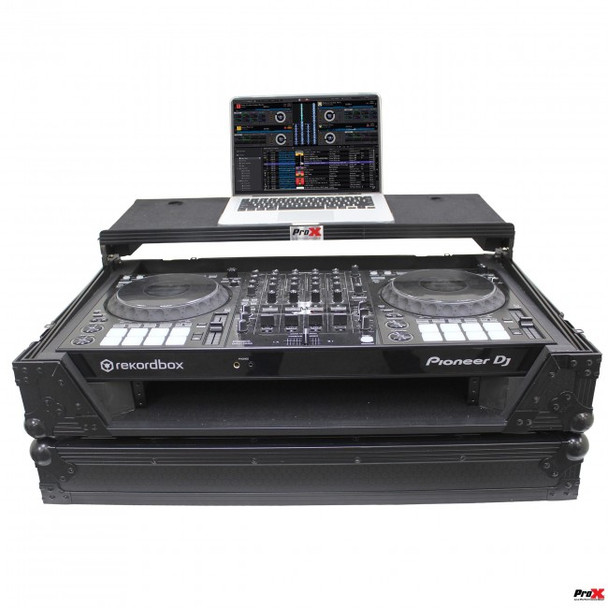 ProX Flight Case for Pioneer DDJ1000 & DDJ1000SRT (BLK)